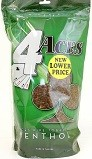 4 Aces Pipe Tobacco Menthol (16 oz Bag) - Product Image