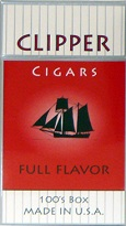 Clipper Filtered Cigars - Product Image