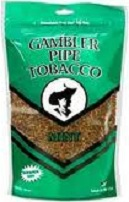 Gambler Pipe Tobacco Mint 16 oz Bag - Product Image