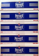 Premier 1000ct King Size Filter Tubes - Product Image