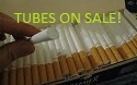 Cigarette Tubes Sale All
