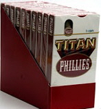 Phillies Titan Cigars