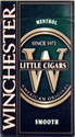 Winchester Little Cigars Menthol