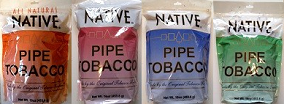 Native Pipe Tobacco - 16 oz Bag