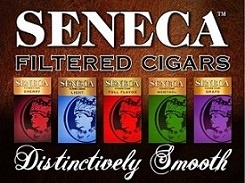 Seneca Filtered Cigars - Seneca Sweets Sale