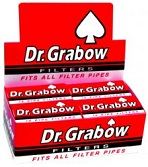 Dr. Grabow Pipe Filters - Product Image