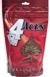4 Aces Pipe Tobacco Regular (16 oz Bag) - Product Image