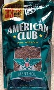 American Club Expanded Menthol - Product Image