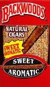 Backwoods Cigars 24 Count / Singles  - Product Image