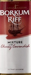 Borkum Riff Cherry Cavendish6 Pack / Pouch OUT OF STOCK - Product Image