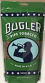 Bugler Pipe Tobacco Green (10 oz Bag) - Product Image
