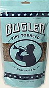 Bugler Pipe Tobacco Blue (10 oz Bag) Not Available - Product Image