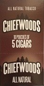 Chiefwoods Natural Cigars - Product Image