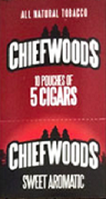 Chiefwoods Sweet Aromatic - Product Image