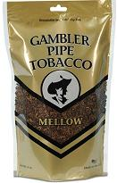 Gambler Pipe Tobacco Mellow Gold 16 oz Bag - Product Image
