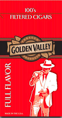 Golden Valley Filtered CigarsNot Available at this time.  - Product Image