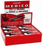 Medico Pipe Filters - Product Image