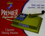 Premier Supermatic II Cigarette Injector Machine - Product Image