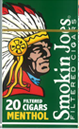 Smokin Joes Menthol Cigars  Back Ordered - Product Image