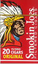 Smokin Joes Original Cigars Back Ordered - Product Image