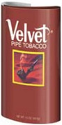 Velvet Smoking Tobacco 6 Count / Pouch - Product Image